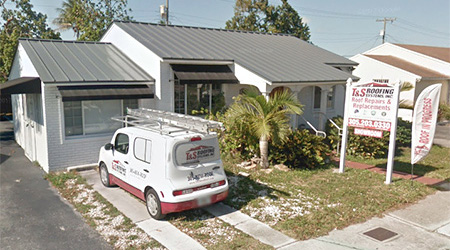 New Residential Roofing Company Office In Miami Ts