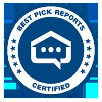 Best pick reports certified logo