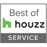 Best of Houzz service logo