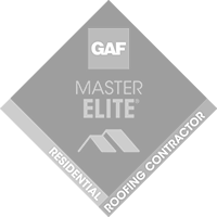 GAP master elite residential roofing contractor logo